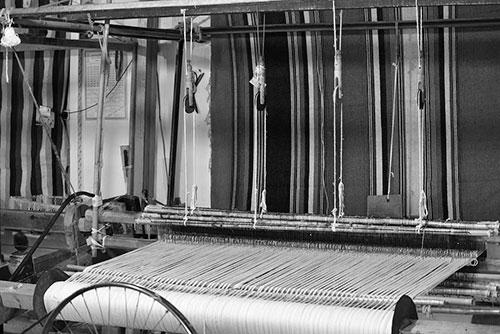 fabricación moqueta tuft, punzonado, tejido